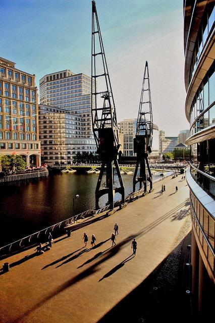 Docklands, London