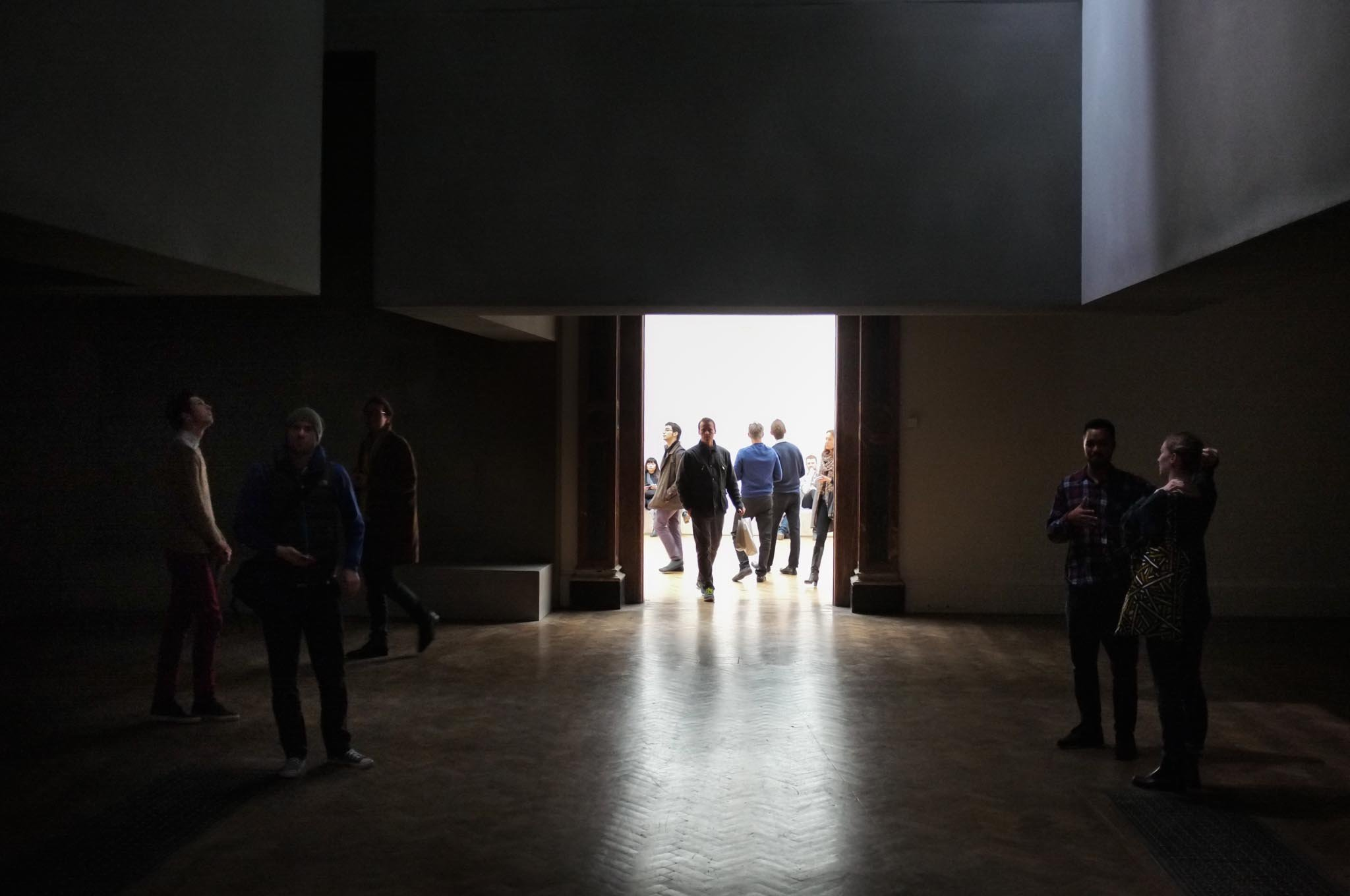 Sensing Spaces Exhibition, Royal Academy. Grafton Architects.