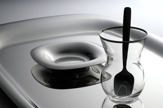 Mia - Serving Tray and Tea Set - 2013