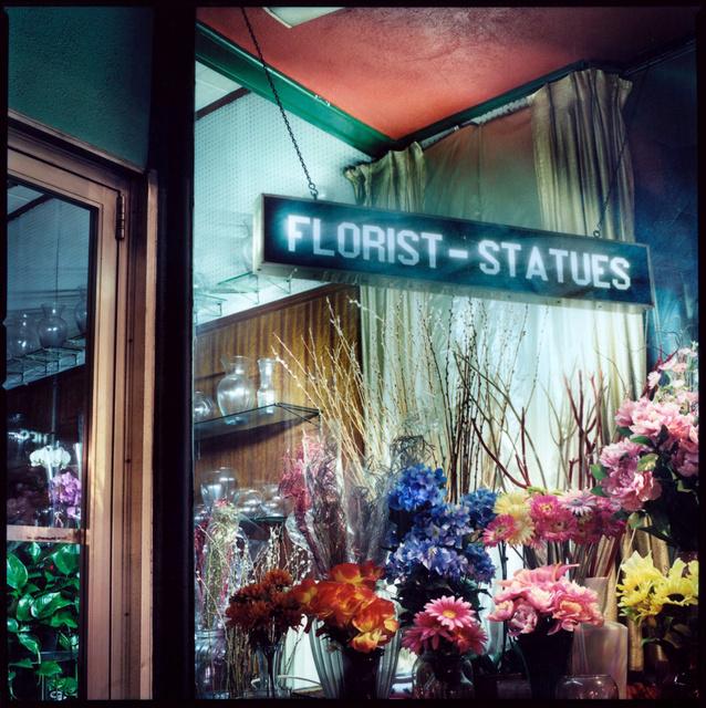 Florist-Statues