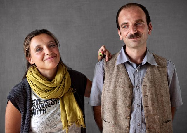 Martina Parenti e Massimo D'Anolfi