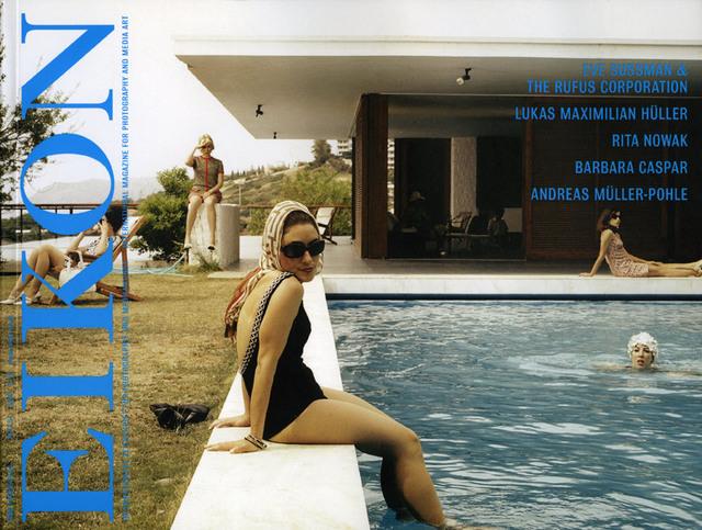 Cover / Eikon Magazin 54 / Vienna 2006