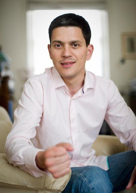 David Miliband - Politician