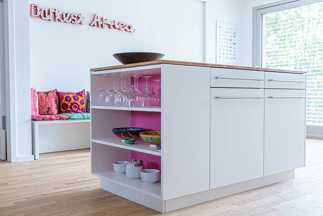 Küche | Pankow  Fotos: Armin Staudt