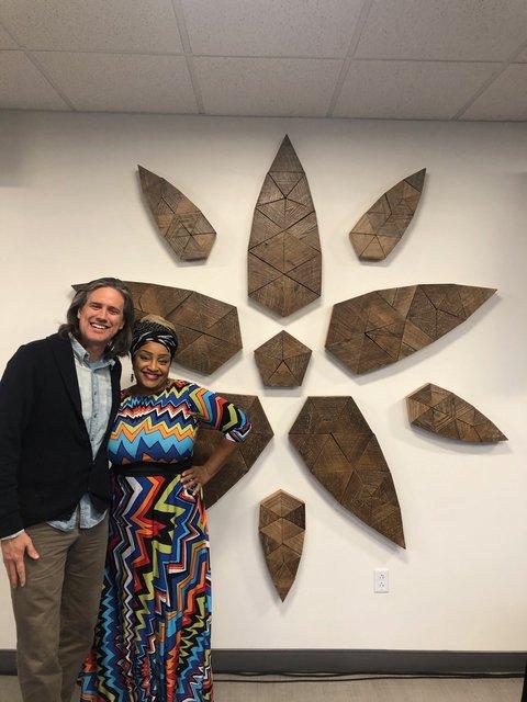 Mandala for Barnes Jewish Hospital
