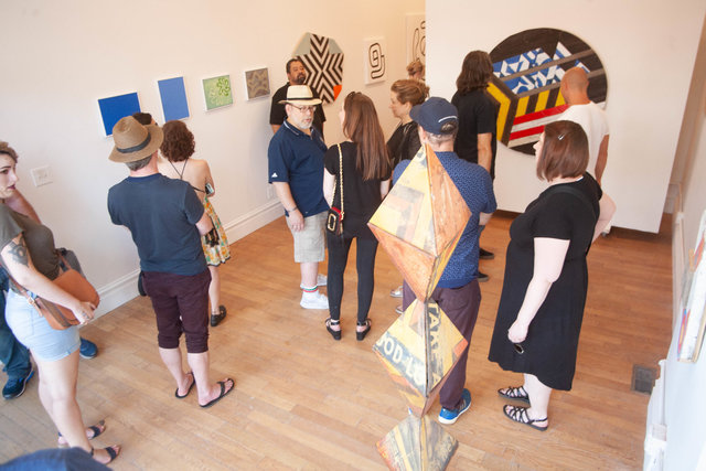 Inaugural Opening at Cherokee Street Gallery