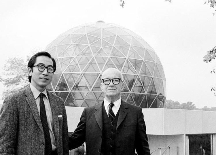 Buckminster Fuller & Shoji Sadao
