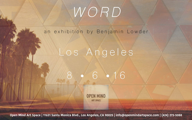 solo exhibition co-curated by Patti Astor