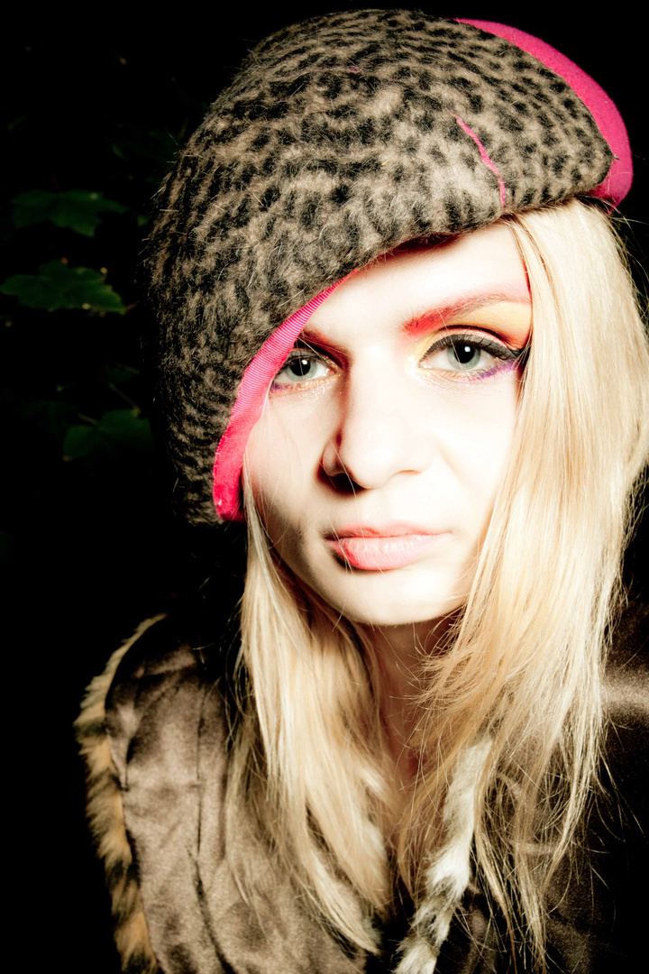 Rizvi Millinery - AW11/12 Wild at Heart
