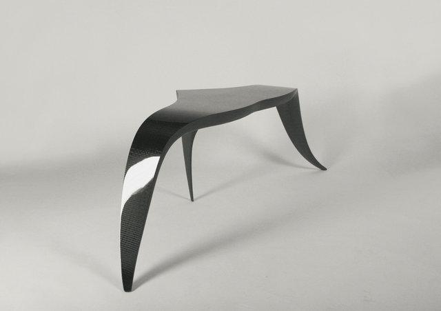 diable des mers, desk, 2010