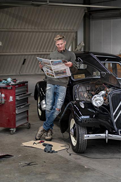opdrachtgever: Dagblad vh Noorden