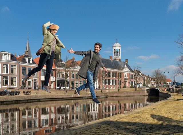 opdrachtgever: Noord Oost Friesland campagne