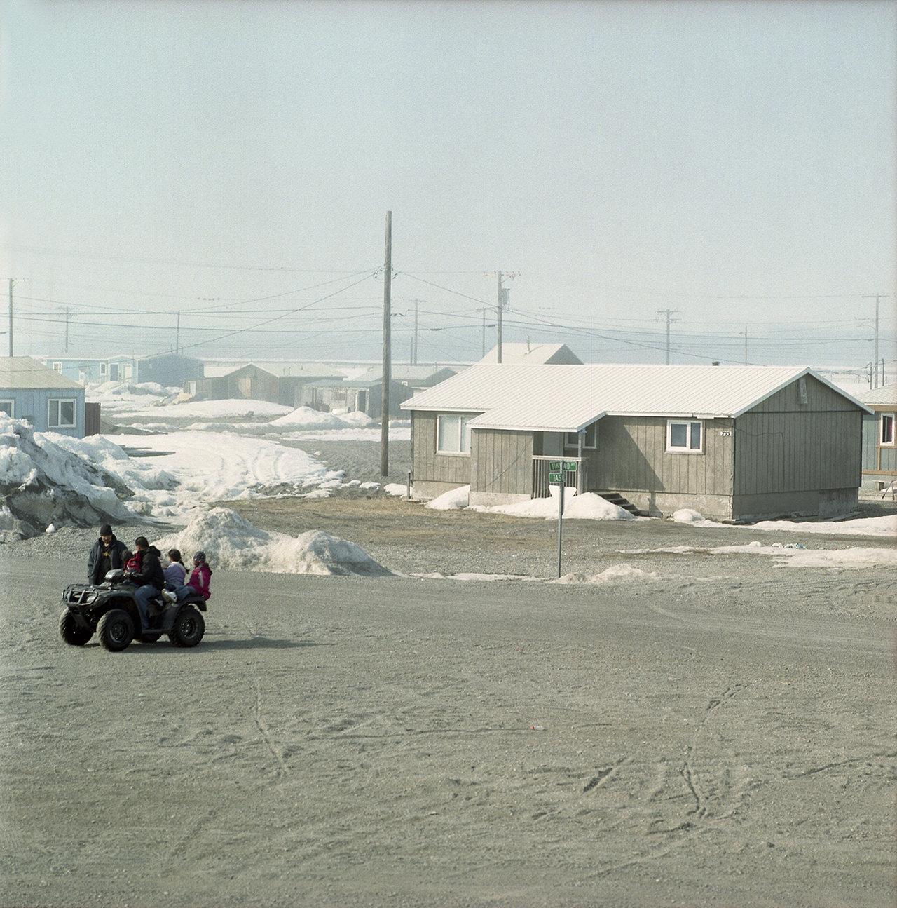 Tikigaq, May 2009