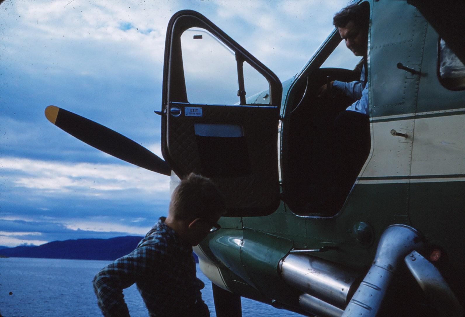 908 (18) Landing te Alta A