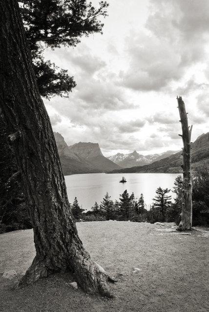 Lake Sherburne II
