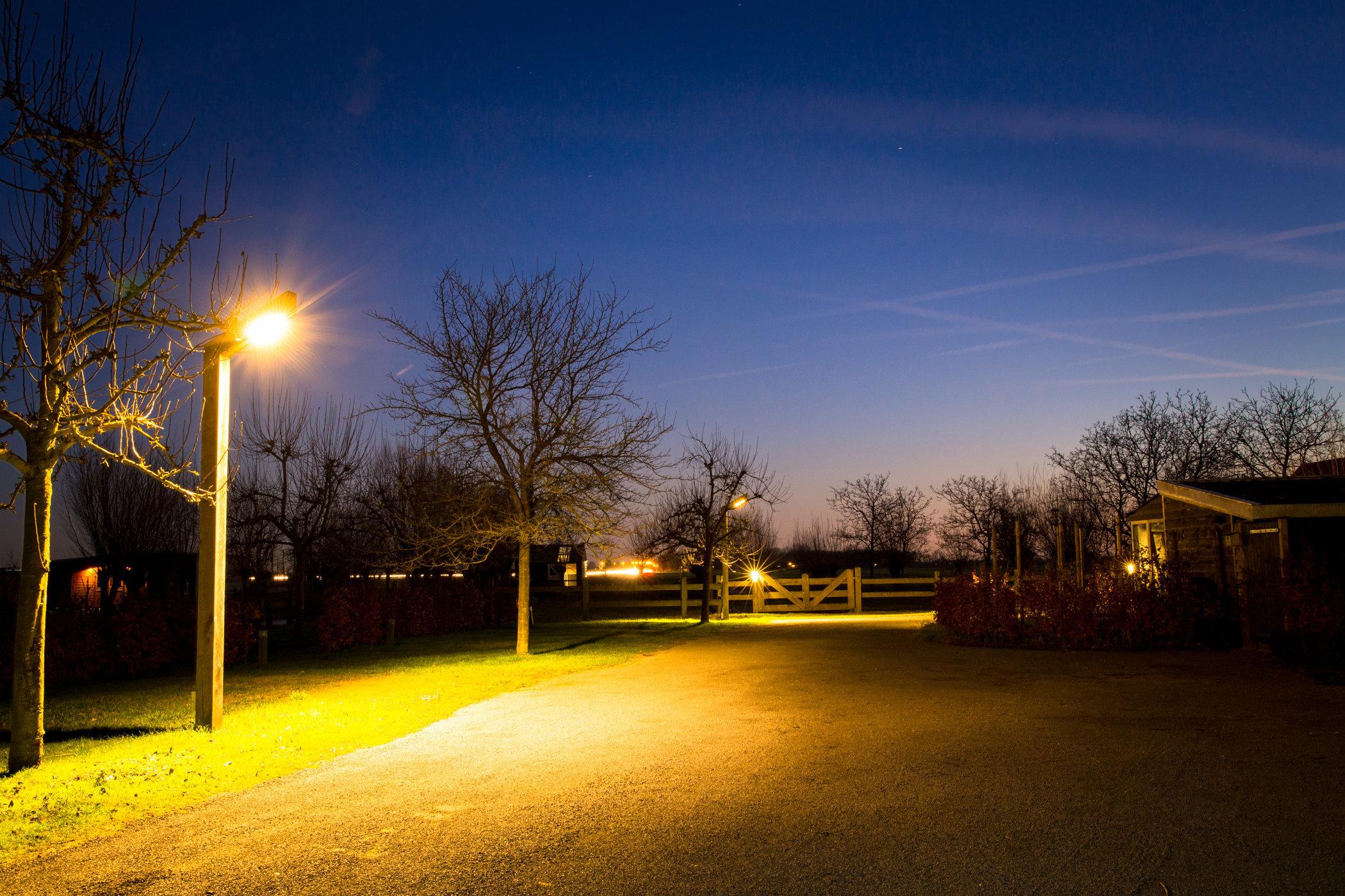 Product- en sfeerfotografie voor Dorlight buitenverlichting