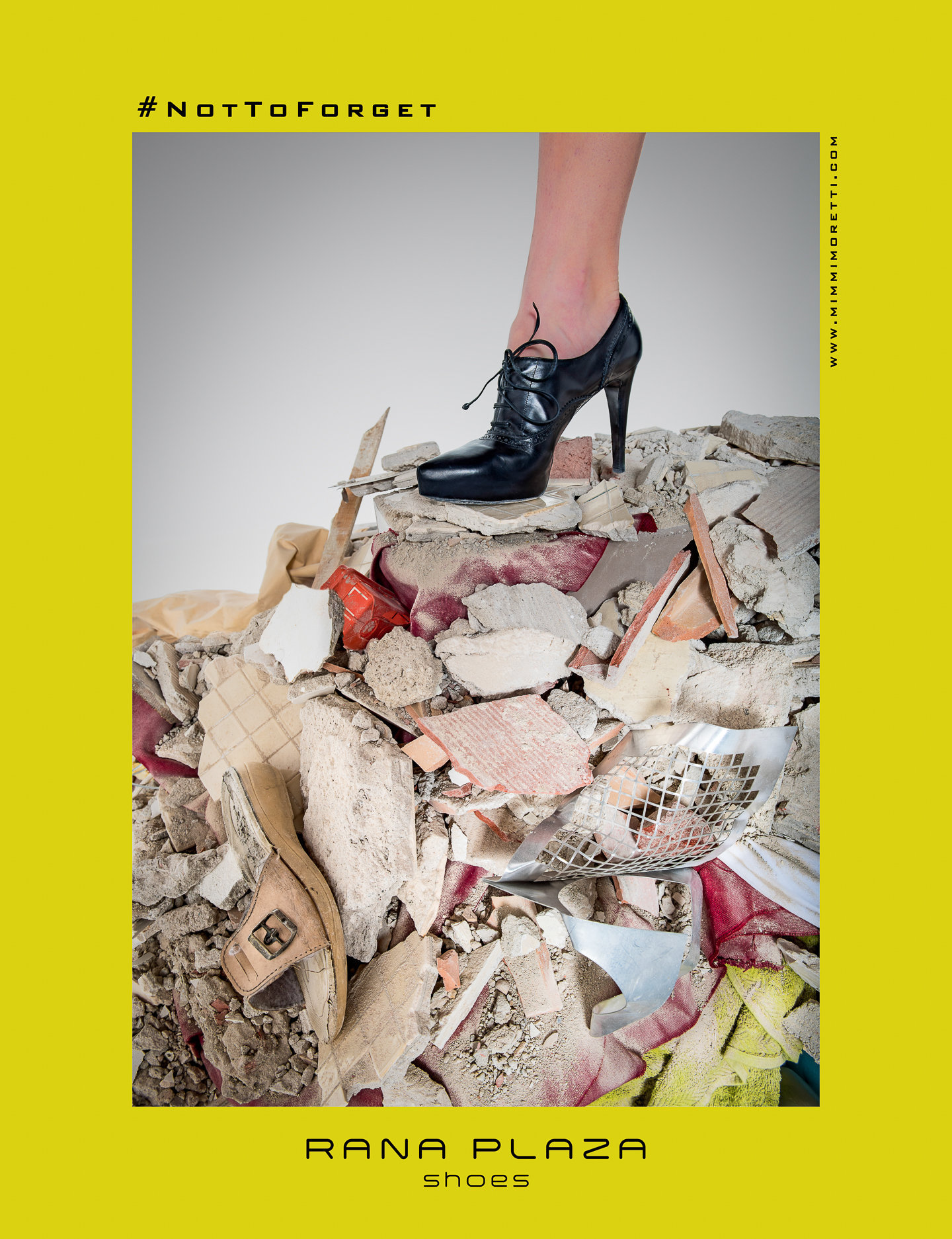 Rana Plaza Shoes