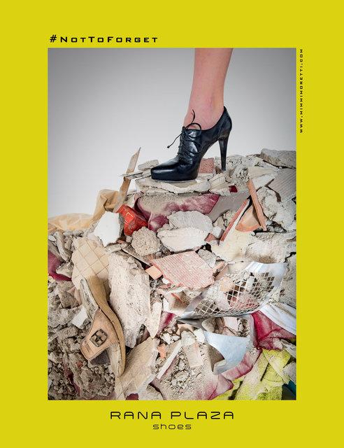 Rana Plaza Shoes