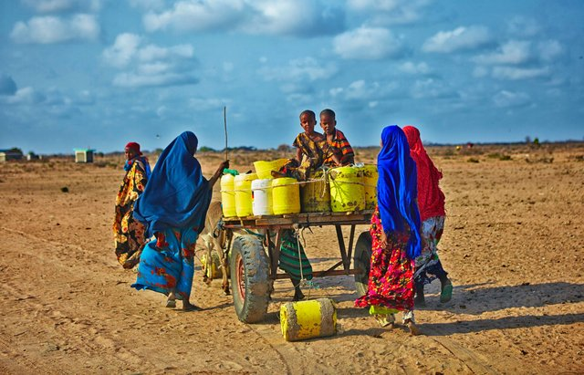 The water series, Diff Kenya