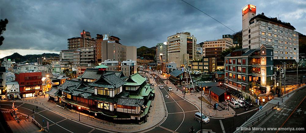 Matsuyamarama - Panoramic series
