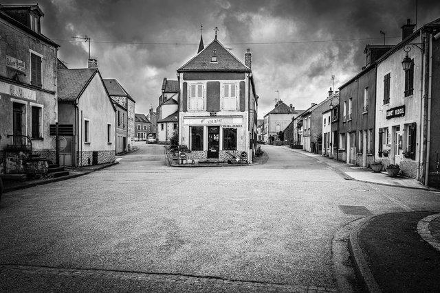 Ouroux-en-Morvan, France