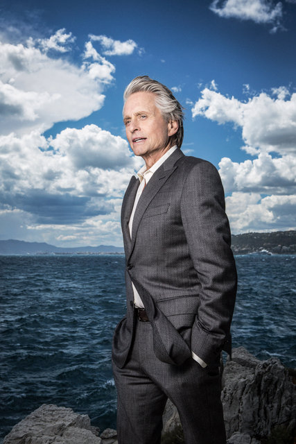 michael douglas, actor