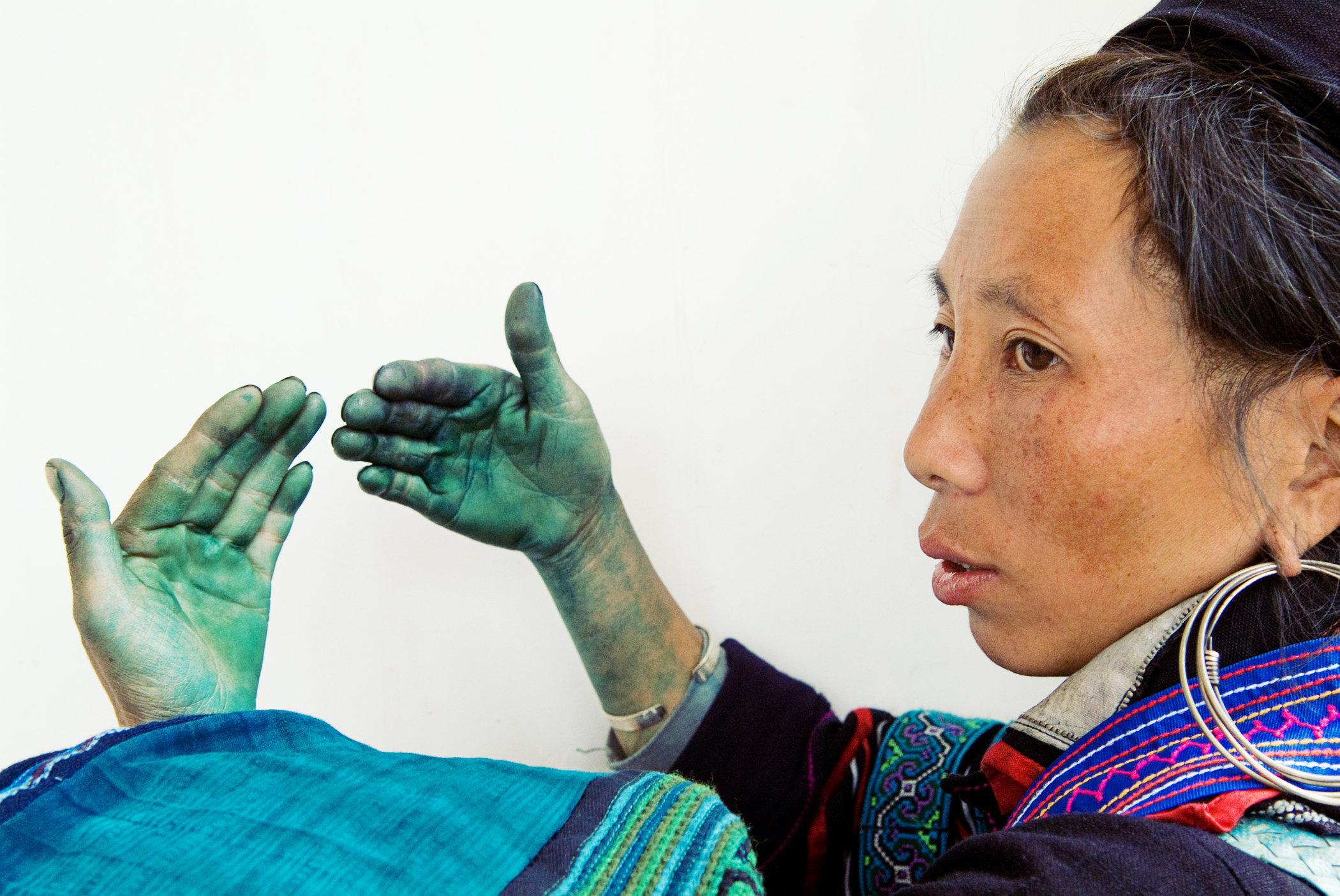 Dyer's Hands
