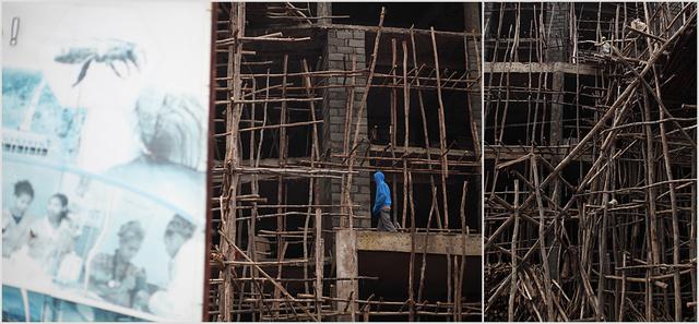 scaffolds in dilla