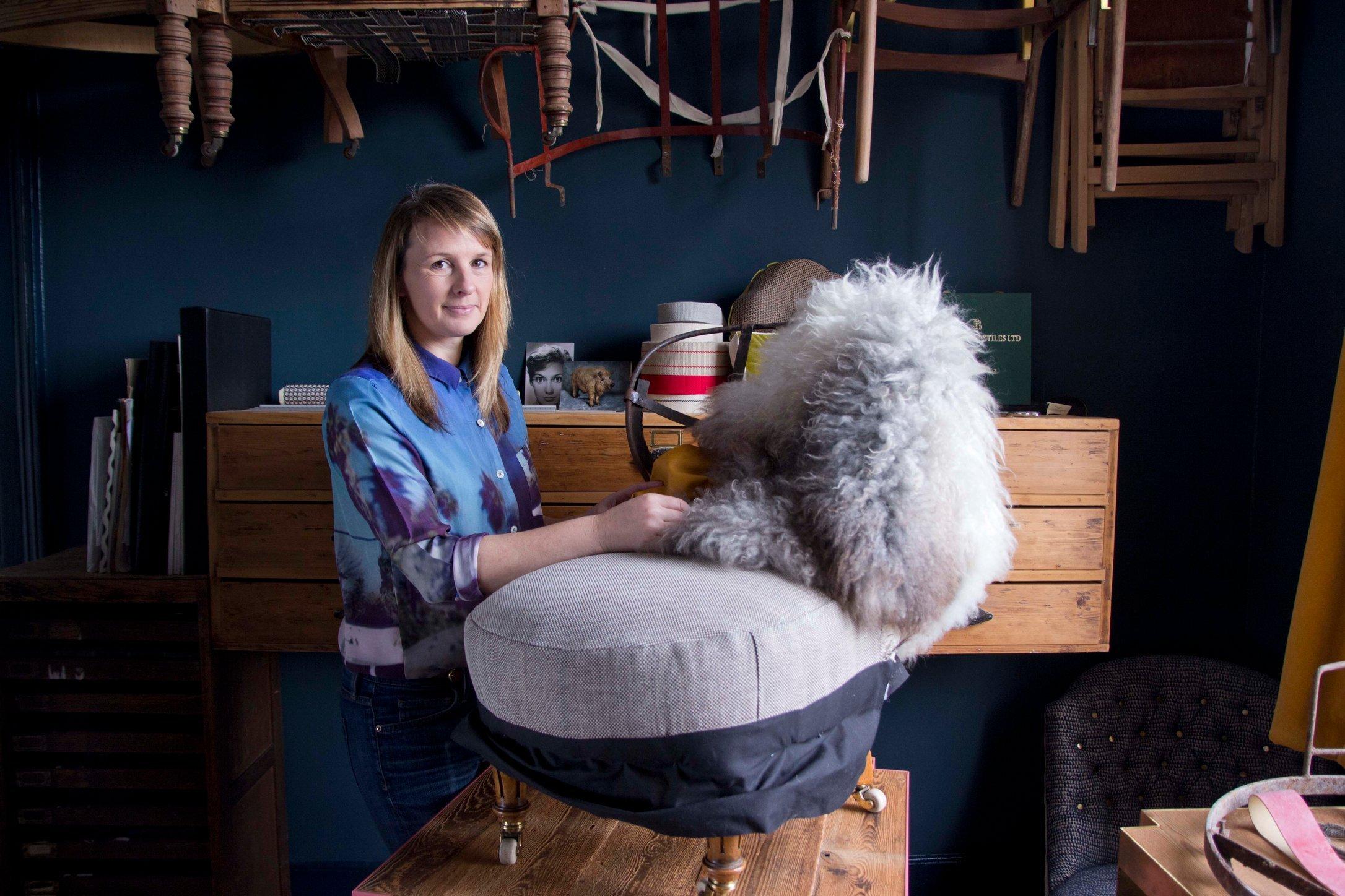 Hannah Stanton / Upholsterer