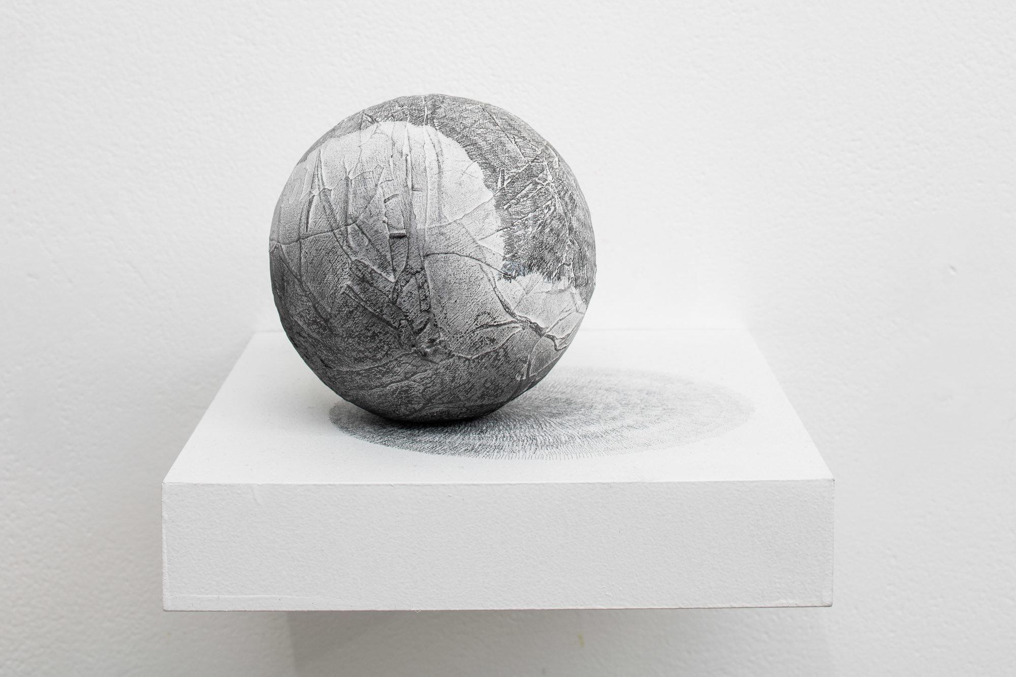 Residual #4 Pocket Globe,