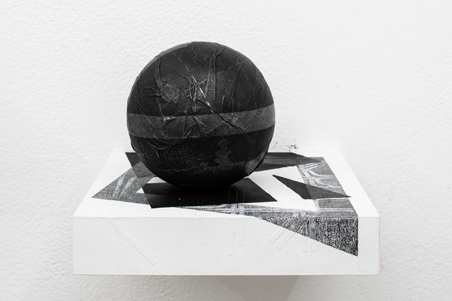 Residual #10 Pocket Globe