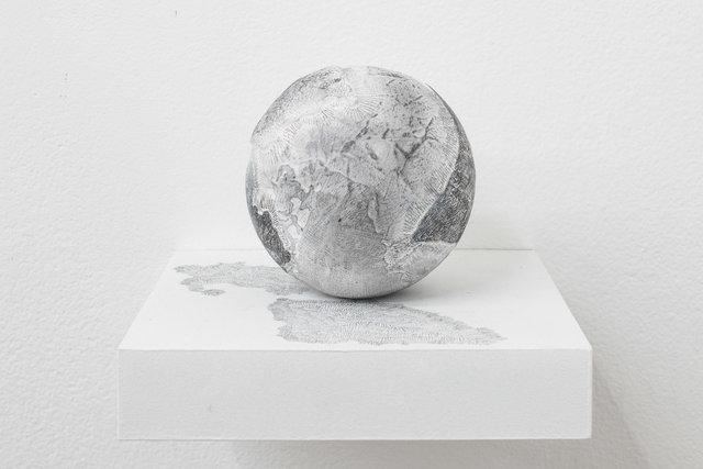 Residual #15 Pocket Globe