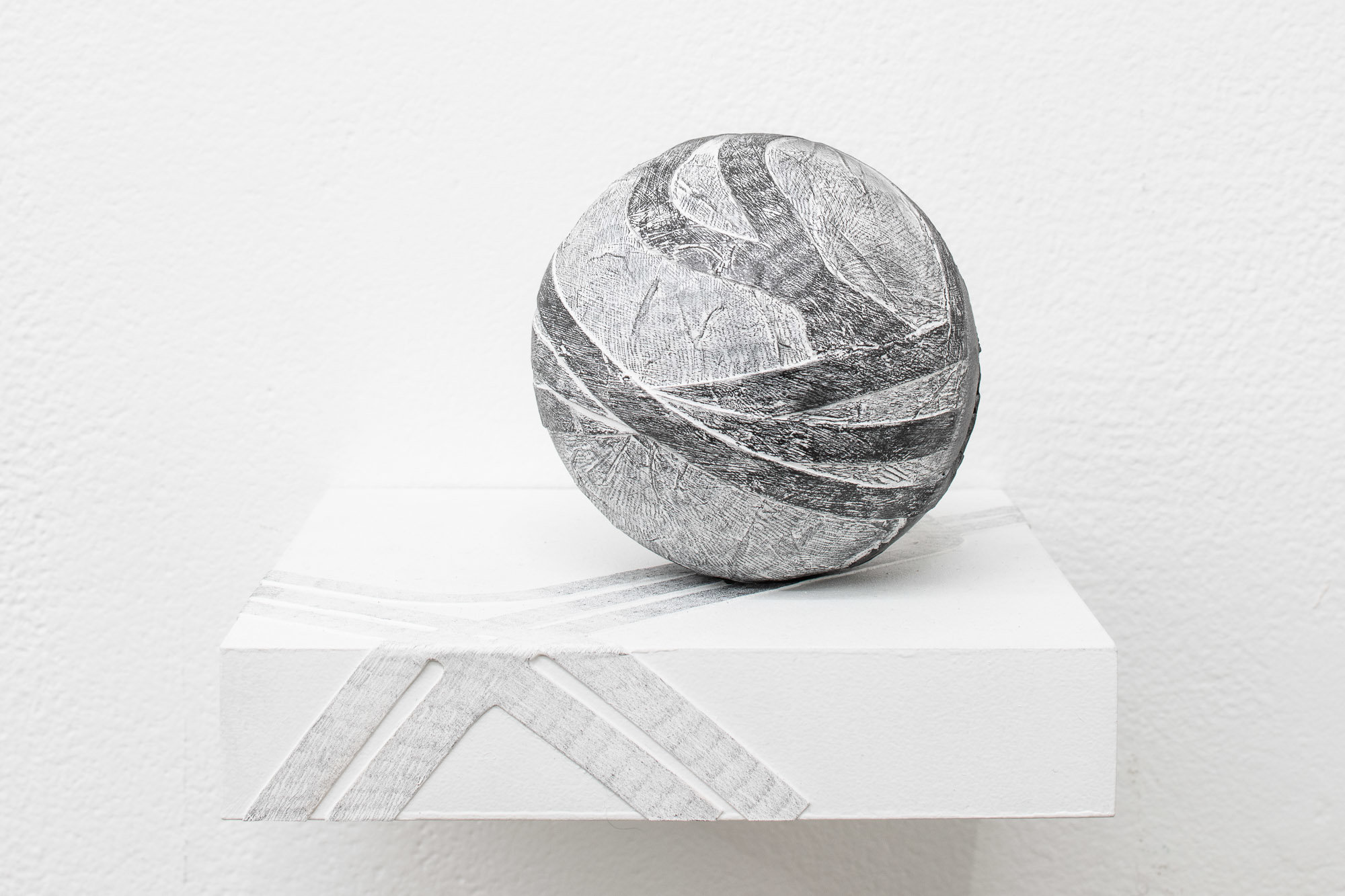 Residual #12 Pocket Globe