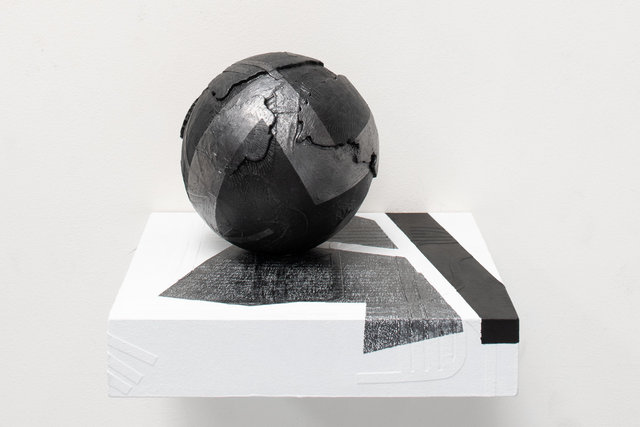 Residual #19 Pocket Globe
