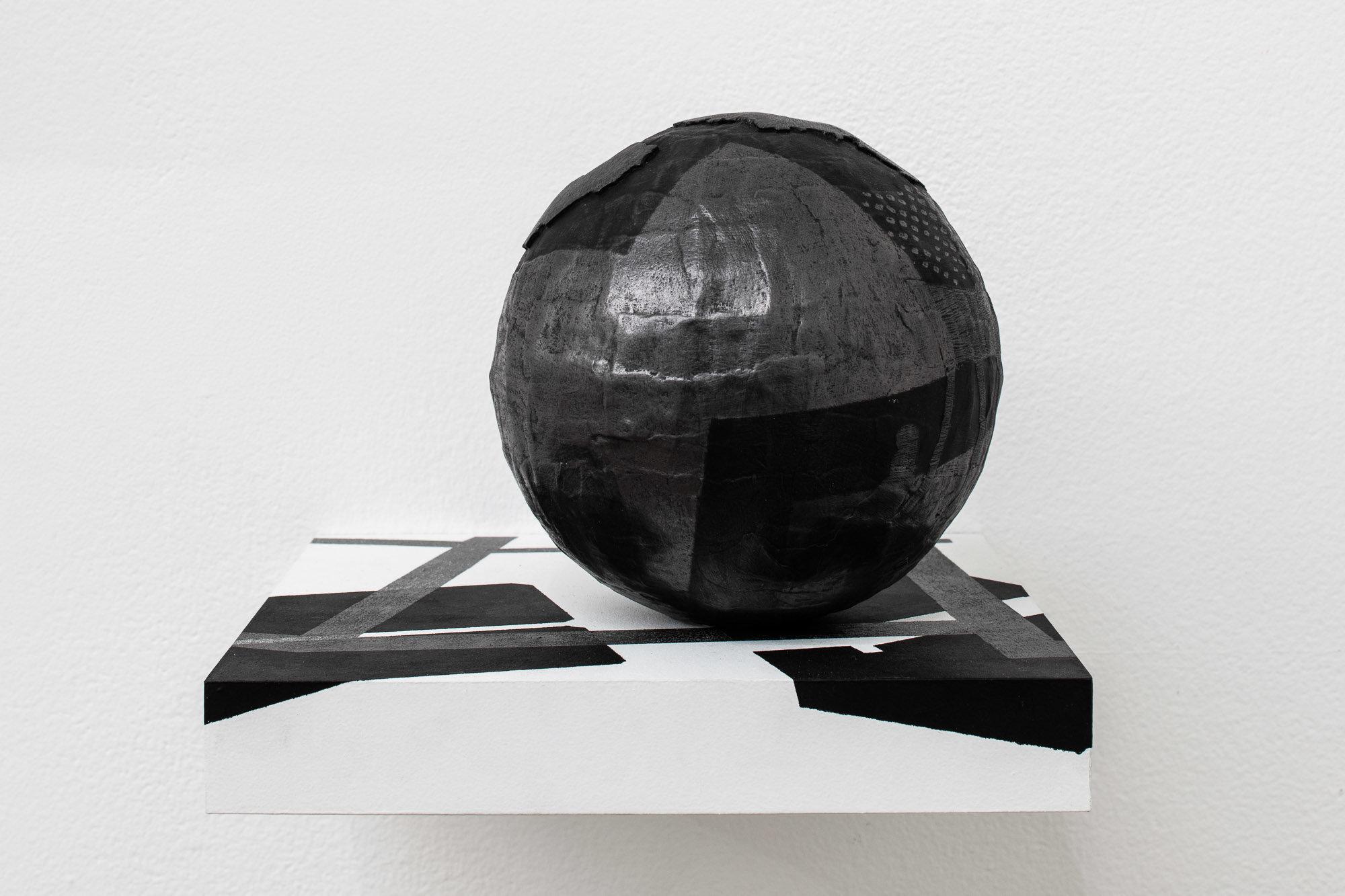 Residual #14 Pocket Globe