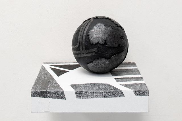 Residual #16 Pocket Globe