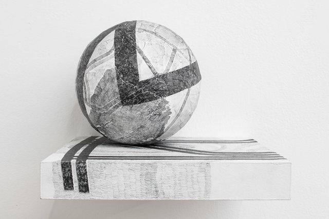 Residual #2 Pocket Globe