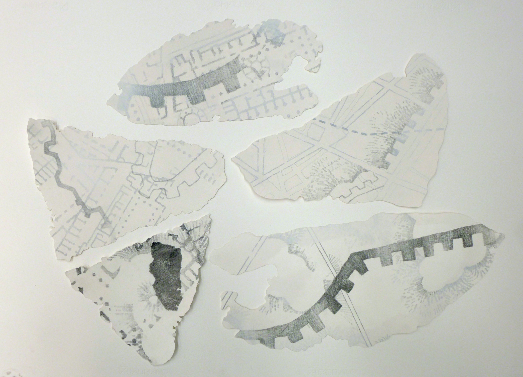 Tracce fragments