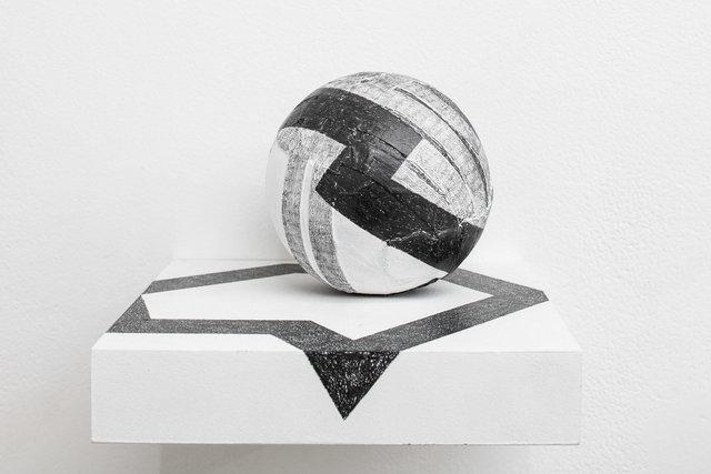 Residual #3 Pocket Globe,