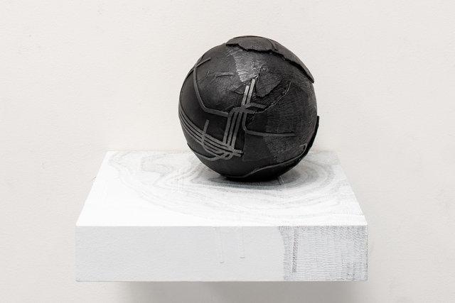 Residual #17 Pocket Globe