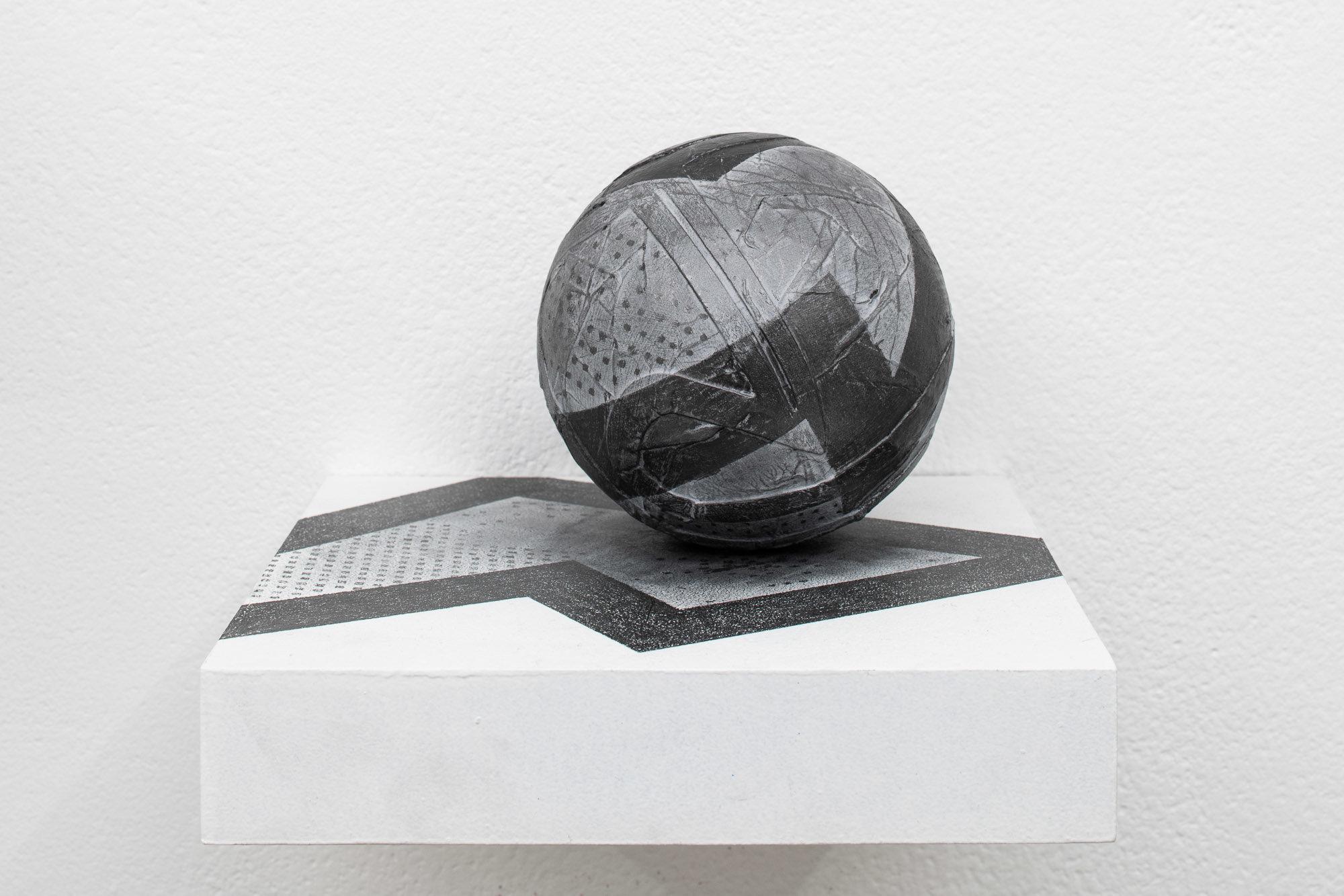 Residual #9 Pocket Globe