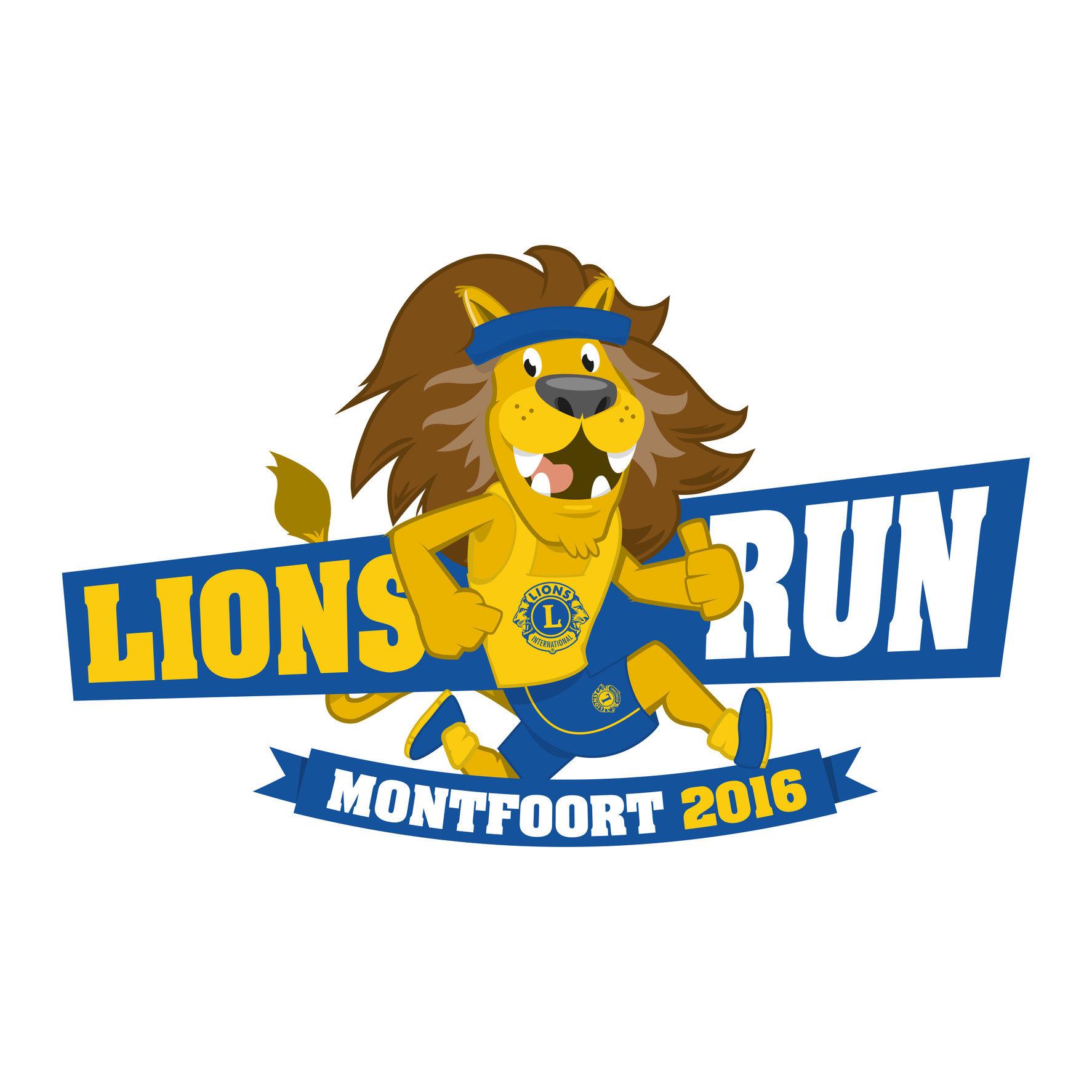 Lions Run logo | diversen