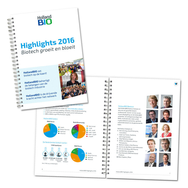 Highlights 2016 | publicaties