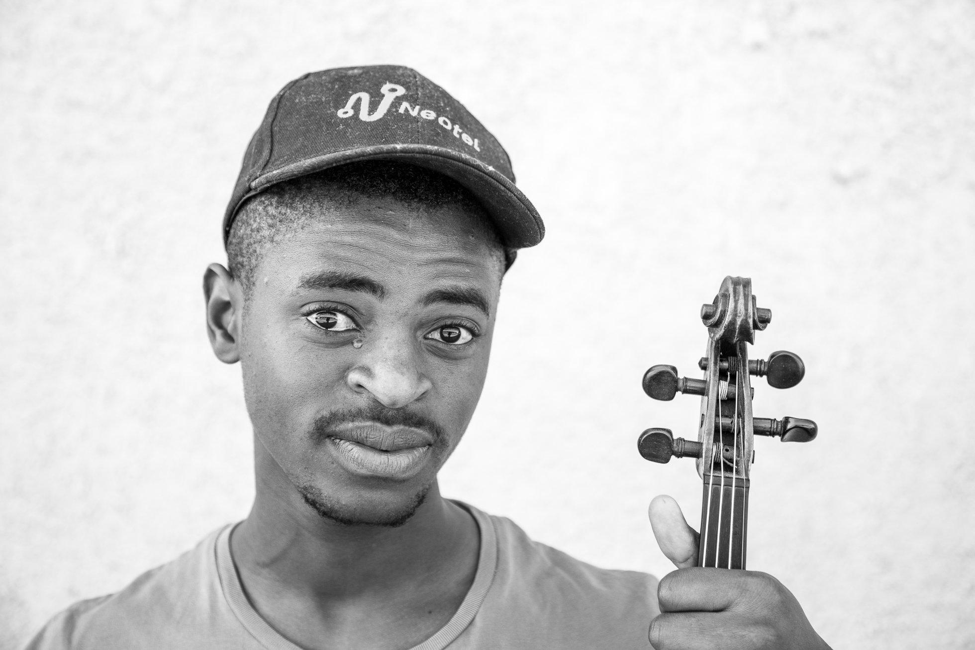 Thokozani Radebe (21) V.