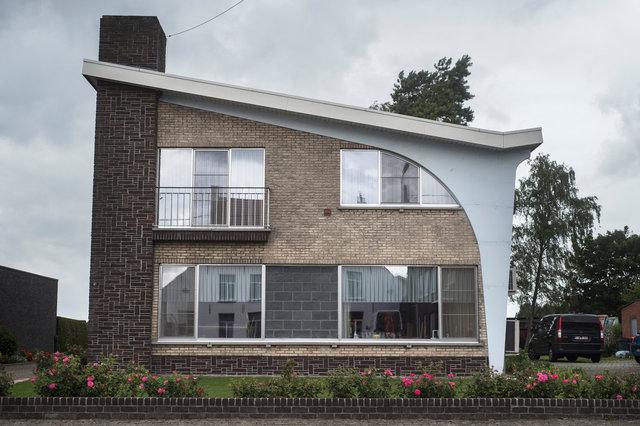 Suske en Wiske architectuur, deel 1