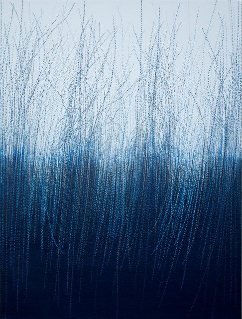 Transition In Blue II