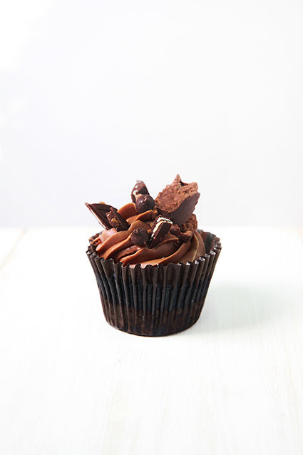 Chocolate Delight Cupcake