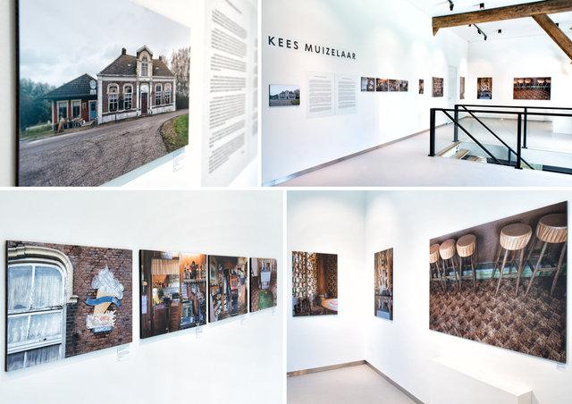 """Expositie / Exhibition """"Café De Veehandel"""""""