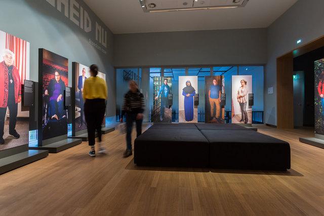 22/1/2020 - tentoonstelling VRIJHEID NU - Fries Museum.