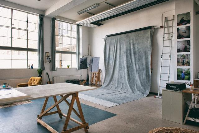 10/01/2020 | New studio Zwolle.